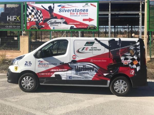 Silverstones Bar & Bistro - Algorfa
